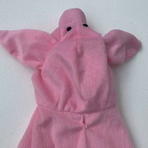 Dog Pig Costume Size XS Pink by Casual Canine